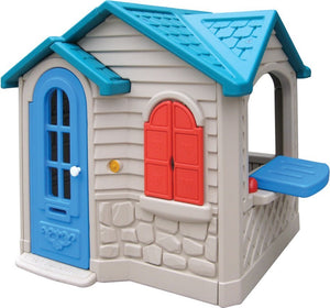 Photos Kids Plastic Playhouse