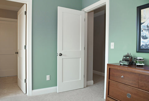On A Budget Interior Bedroom Doors