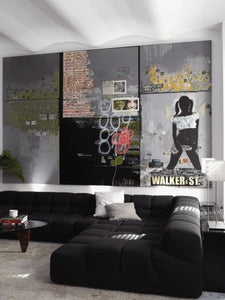 Tiles Bachelor Pad Decor