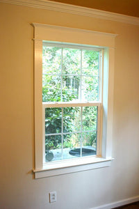 Modern Contemporary Craftsman Window Trim