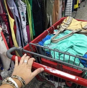 Thrifting Tips, Tricks & Etiquette