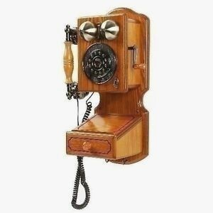 Remarkable Vintage Wall Phone
