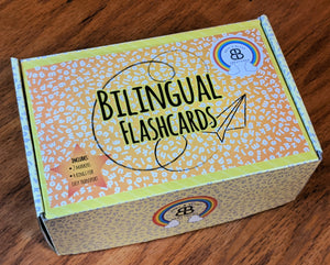 Bilingual Flash Cards for PreK & Kindergarten