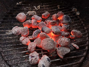 People have been grilling food since the discovery of fire