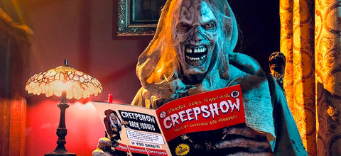 Are you ready for more scares? More creeps? More shows? Well, you're about to get them now that Creepshow has been renewed for a third season at Shudder