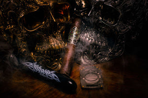 Get Into The Halloween Spirit With These Gurkha Ghost Cigars