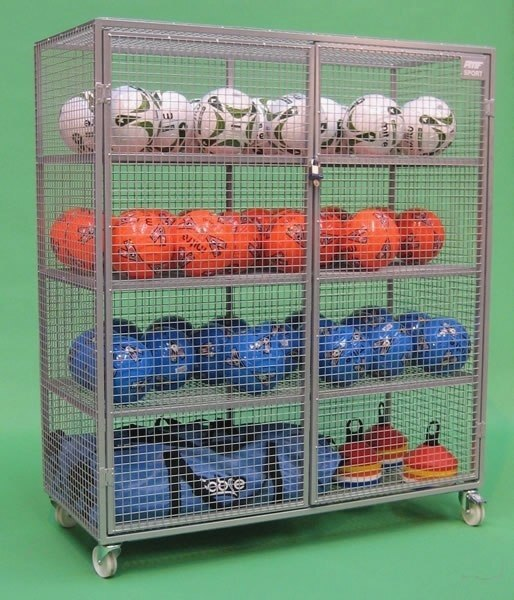 Plan Sports Equipment Storage