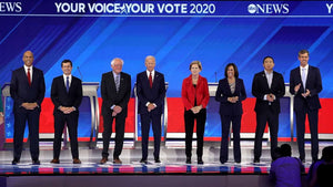 Read the full transcript of ABC News' 3rd Democratic debate