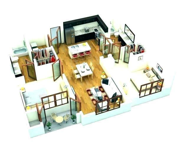 Photos 3D Room Design