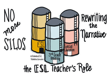 Rewriting the Narrative: ESL Teacher's Role