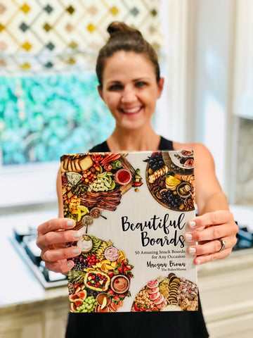 Creating a cookbook is a labor of love and here's my experience with bringing my Beautiful Boards cookbook to life!