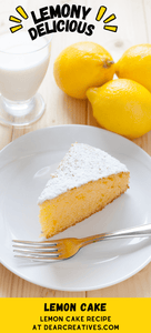 This lemon cake recipe is one recipe you will want to make over and over again