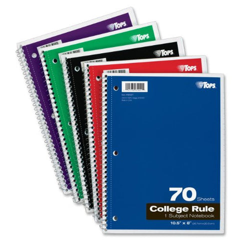 Top 24 Spiral Notebooks