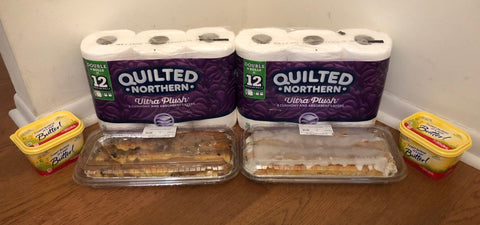 My 1/15 Publix Trip  $27.35 for $10.38 or 62% Off