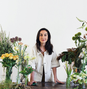 Women at Work: Storytelling with Floral Design