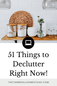 51 Things to Declutter Right Now that Are Holding You Back
