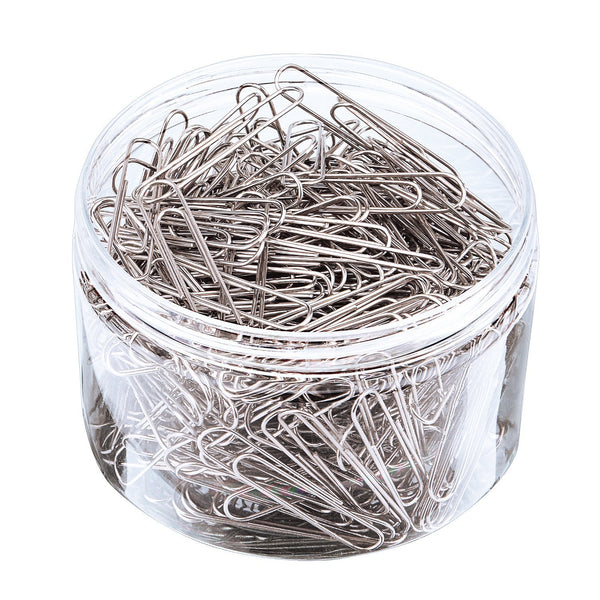 Sunmns 300 Pieces Stainless Steel Jumbo Paper Clips, 2 Inch