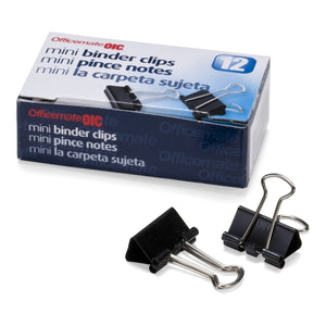 OIC Binder Clips Box
