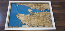 Load image into Gallery viewer, Vancouver City Map