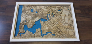 Perth City Map