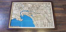 Load image into Gallery viewer, Melbourne City Map