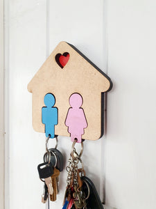 Key Holder House