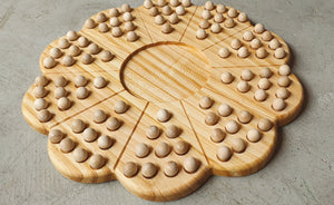 Flower Dimple Sorting Tray