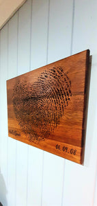 Fingerprint Artwork - Love