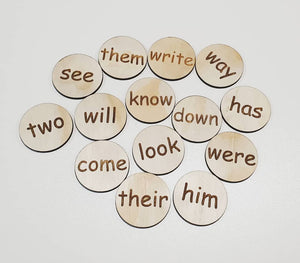 Sight Word Rounds