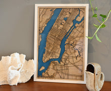 Load image into Gallery viewer, New York City Map