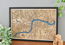 Load image into Gallery viewer, London City Map