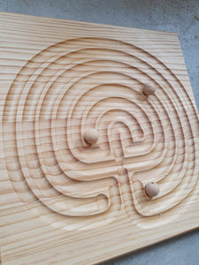 Labyrinth Maze Tracing Board