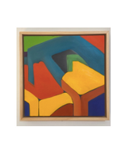 Load image into Gallery viewer, Marion Ichaso de Lefeld Painting