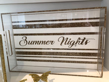 Load image into Gallery viewer, Summer Nights Tray