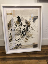Load image into Gallery viewer, Jeanne Saade : Splatter Painting
