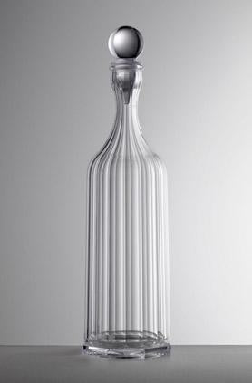 Decanter With Sealed Stopper