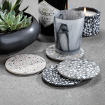 Load image into Gallery viewer, Terrazzo Coaster (Set of 4)