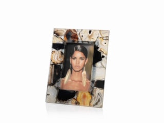 Bahia Agate Photo Frame