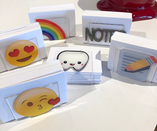 Note Card Holders