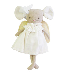 Angel Mouse Mini Ivory