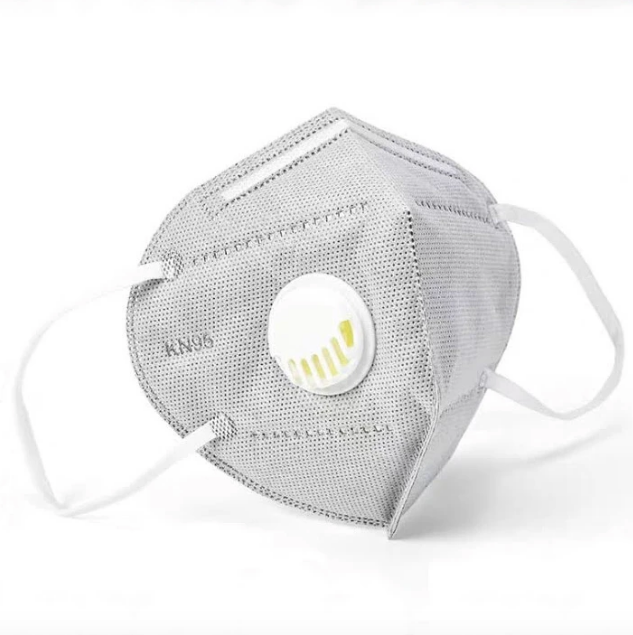 Protective KN95 Face Mask with Valve