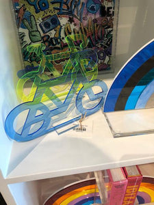 Bicycle Table Top