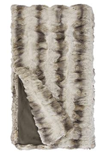 Load image into Gallery viewer, Couture Faux Fur Throw