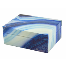 Mirror Marble Box Small