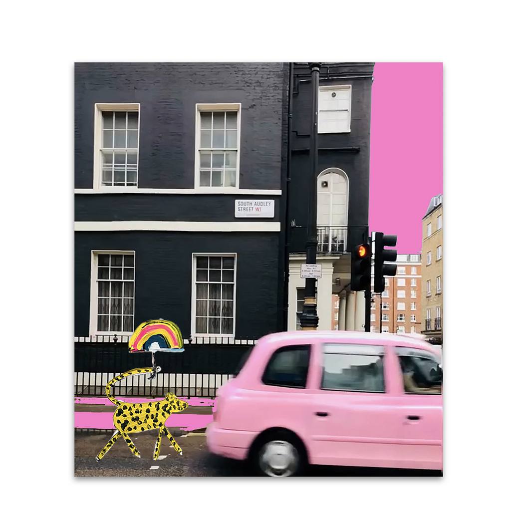 My Pink London - Kerri Rosenthal