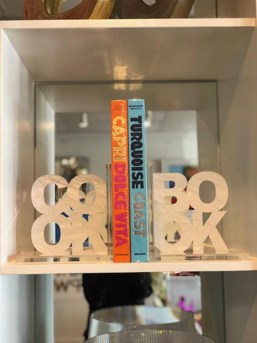 Cook Book Bookends