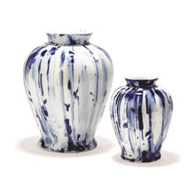 Load image into Gallery viewer, Blue and White Vases
