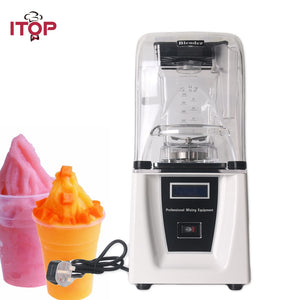 Blender Fruit Juicer Ice Crusher Commercial or Home Use Professional Mixing Machine