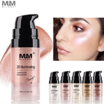Glitter Liquid Highlighter Illuminating 3D Face Brightener