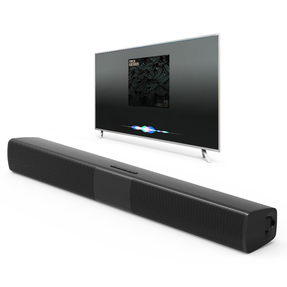 Soundbar Home Theater Wireless 3D Surround Stereo